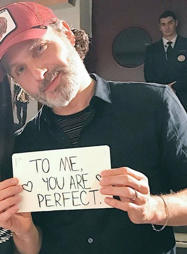 HAPPY BIRTHDAY TO ANDREW LINCOLN! I LOVE U SO SO MUCH 48
