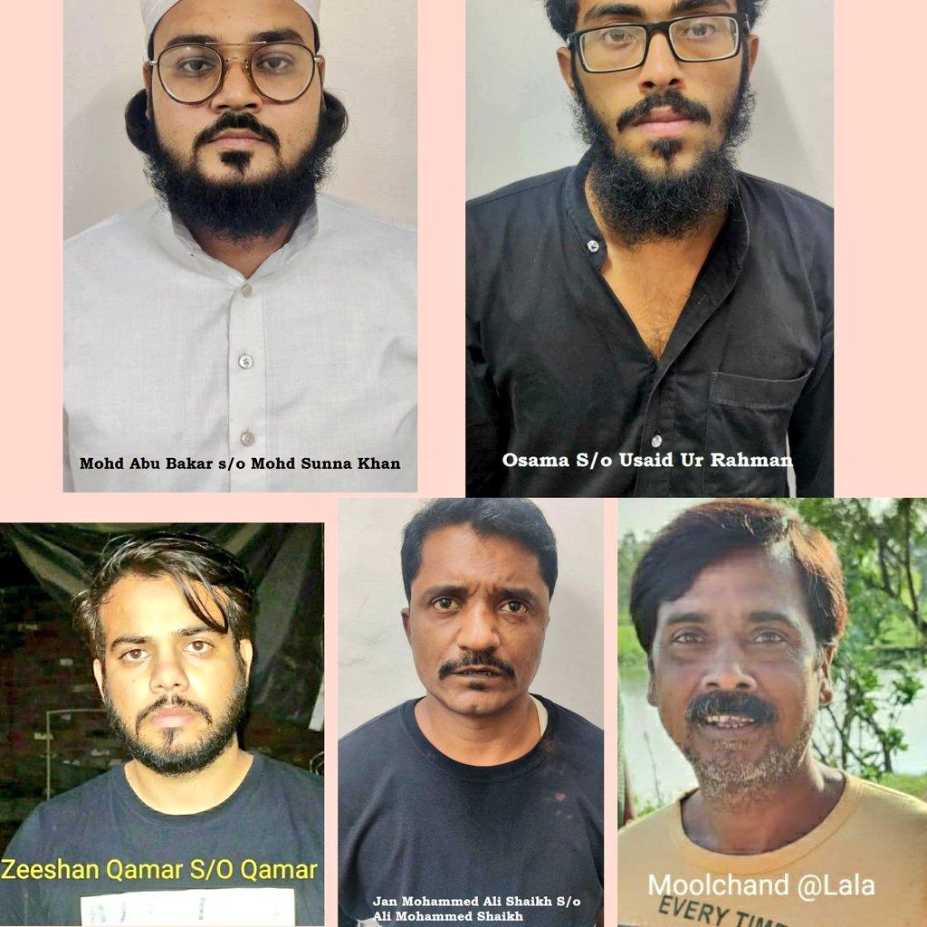 दिल्ली पुलिस ने उत्तर प्रदेश, महाराष्ट्र और दिल्ली में हमलों के षड्यन्त्र में लगे पाकिस्तान संगठित आतंकवादी मॉड्यूल का भंडाफोड़ किया