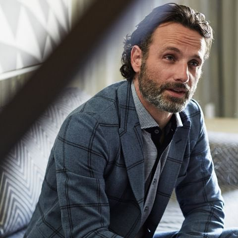 Isn t today Andrew Lincoln s Birthday!! happy Birthday Andy Lincoln