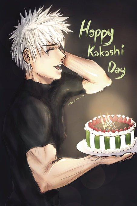 Happy Birthday to my best boy!! Hatake Kakashi