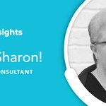 Image for the Tweet beginning: Meet Sharon, Solution Consultant.  We've introduced
