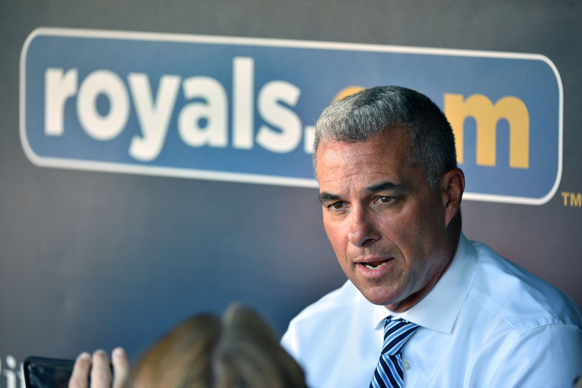 @royalsreview's photo on Dayton Moore