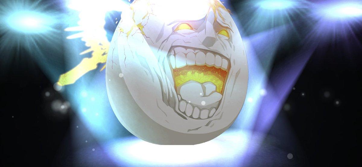 RT @MashMosh260: コロンブスの卵、面白すぎて永遠に遊べちゃうからストーリー進まない #FGO https://t.co/FdnXukfOMw