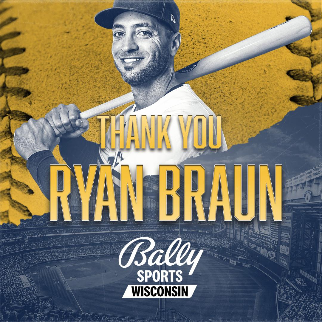 @BallySportWI's photo on Ryan Braun
