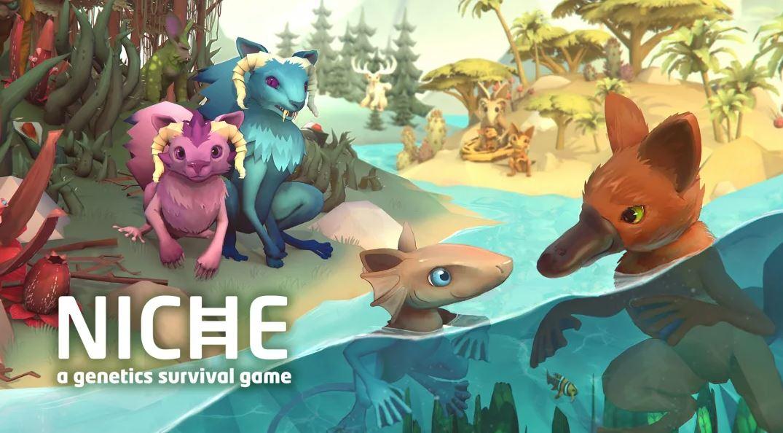 Niche - a genetics survival game (S) $12.99 via eShop.