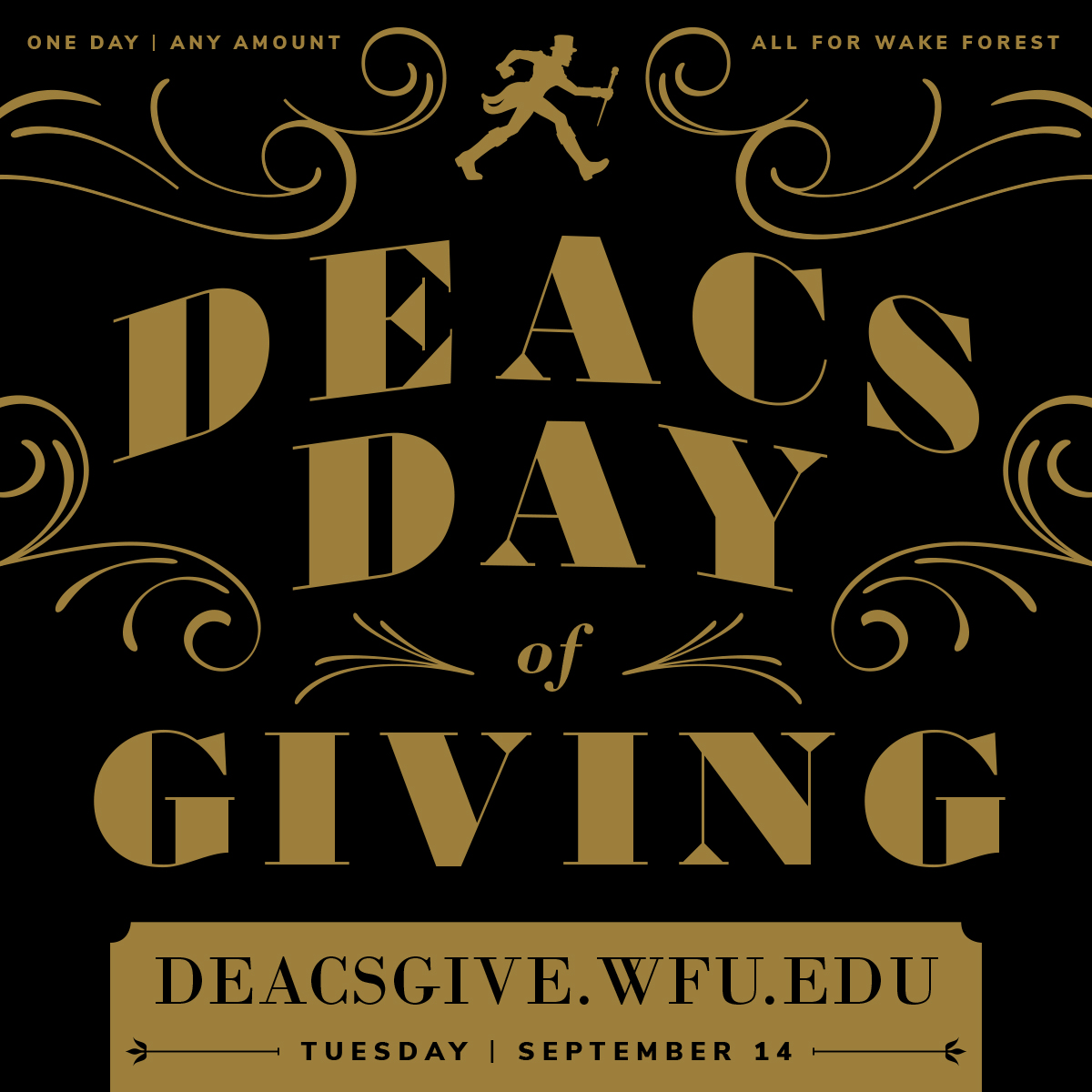 Proudly made my gift to a number of areas @WakeForest that are important to me: @SOTOGAB  @FirstGen_WF  Chaplain's Emergency Fund @WFUAlumni Class of 2006 Reunion Campaign Who will you support today? #DeacsGive @WFUGiving https://t.co/TbRMi3sA5r