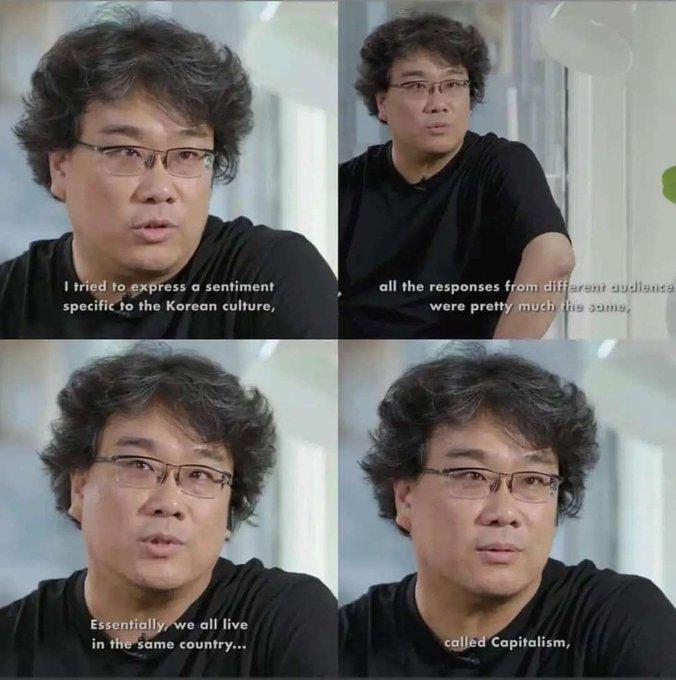 Happy Birthday Mr. Bong Joon-ho!