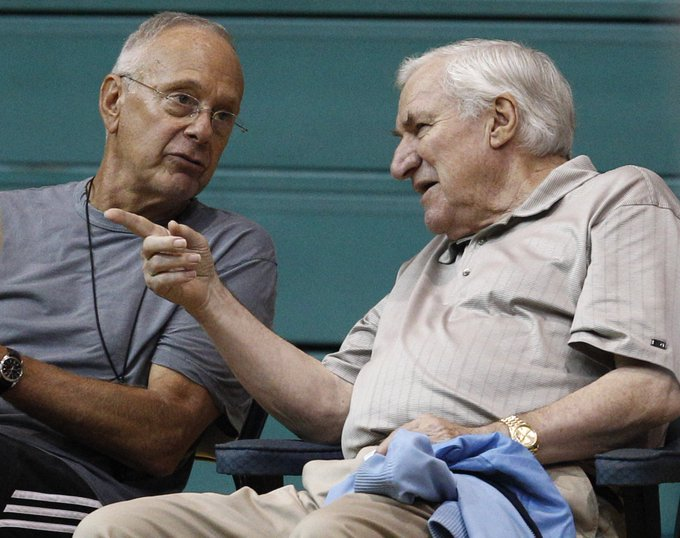 Happy birthday to Larry Brown - friend, mentor and one of the best coaches this sport has seen!