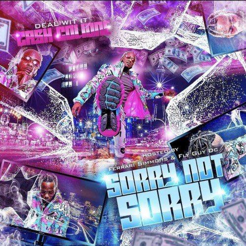 [Mixtape] Cash Colione - Sorry Not Sorry :: Sep. 30th! livemixtapes.com/mixtapes/54795… @LiveMixtapes @FerrariSimmons @IAmFlyGuyDC