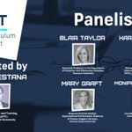 Image for the Tweet beginning: Join us now for Panel