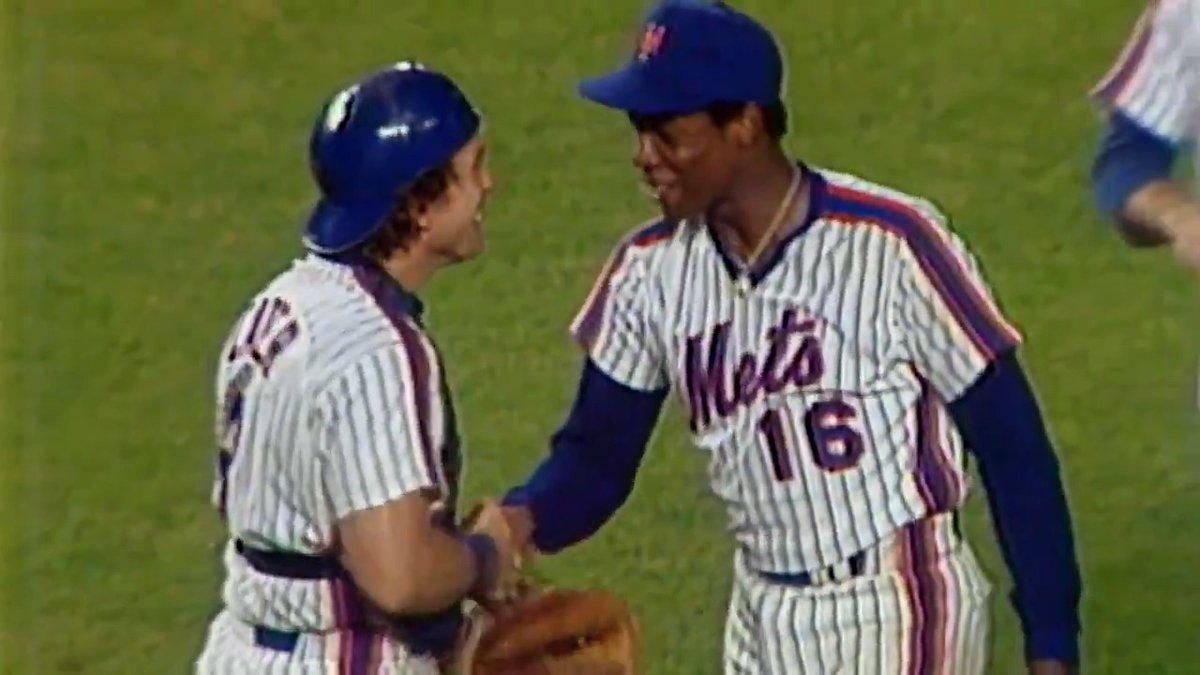 @MLBVault's photo on 86 Mets