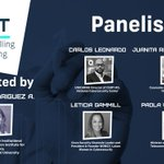 Image for the Tweet beginning: #RICET2021's final panel on Reskilling