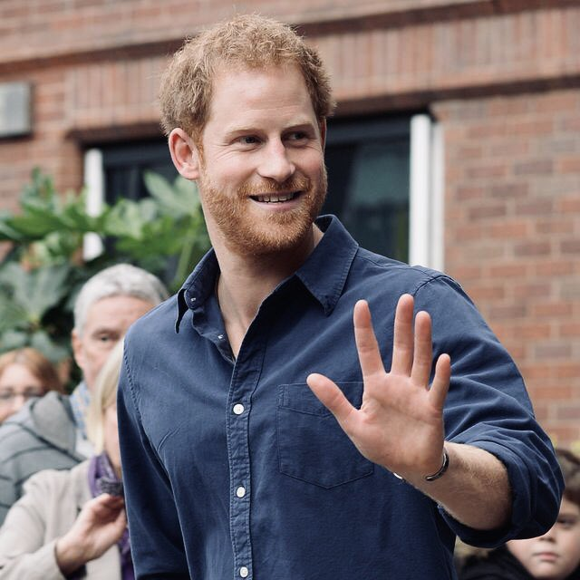Happy birthday Prince Harry! The world needs more people like you.
