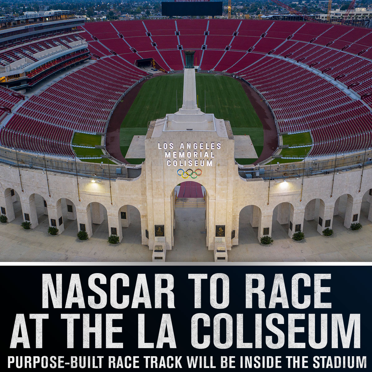 @NASCARonNBC's photo on Clash