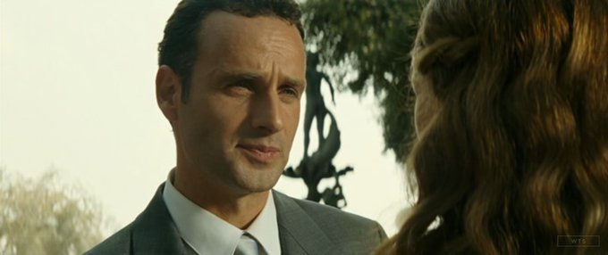 Andrew Lincoln was born on this day 48 years ago. Happy Birthday! What\s the movie? 5 min to answer!