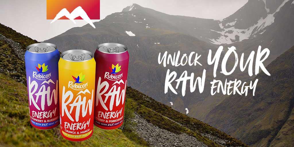 Rubicon RAW Energy