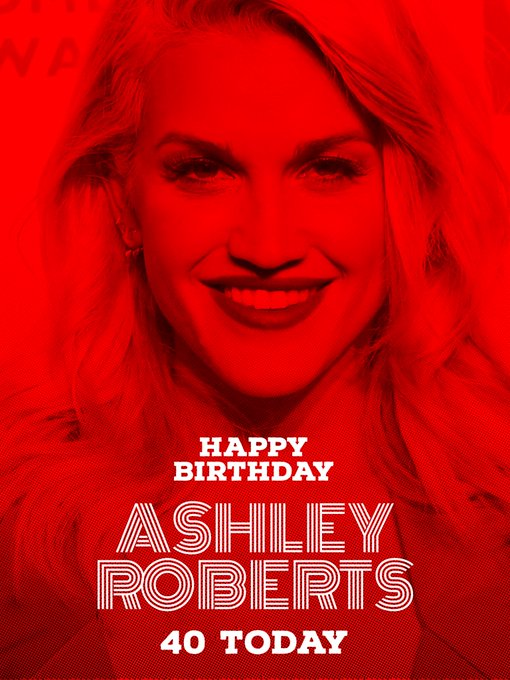 Happy Birthday to the incredibly sexy and beautiful Ashley Roberts, 40 today