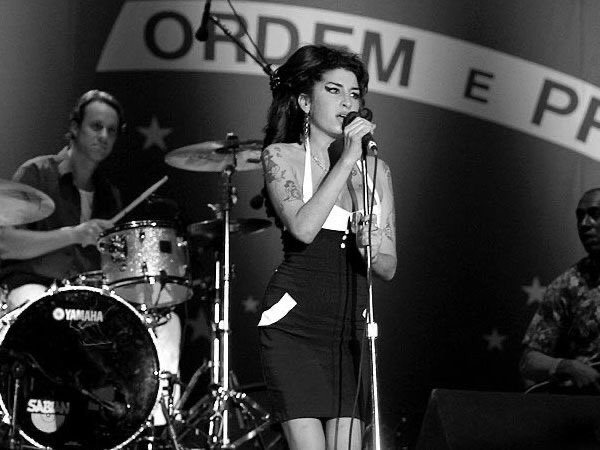 Happy birthday to Amy Winehouse. Missing you a lot lately. Your voice was so angelic to me.