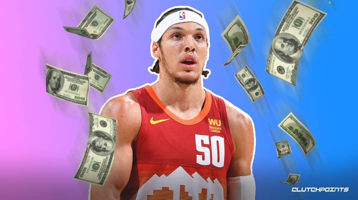 Aaron Gordon and the Denver Nuggets have agreed to a 4-year, $92 million contract extension, per @TheAthletic.