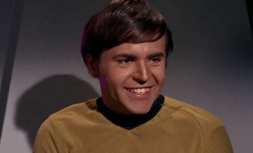 Happy Birthday to Walter Koenig, and to my big sister too.  Live longer and prosper!