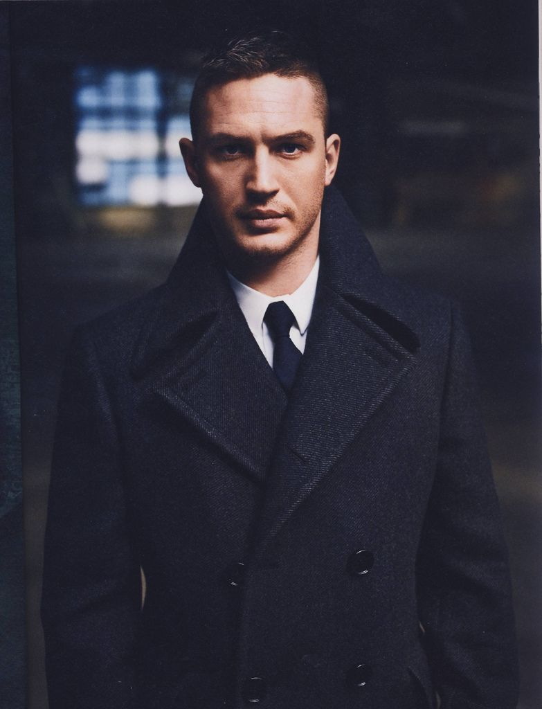 Happy Birthday English actor Tom Hardy, now 44 years old.