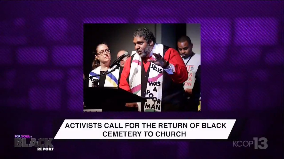 Thank you for the continued support, Rev. Barber! #WeWontBeSilentAnymore