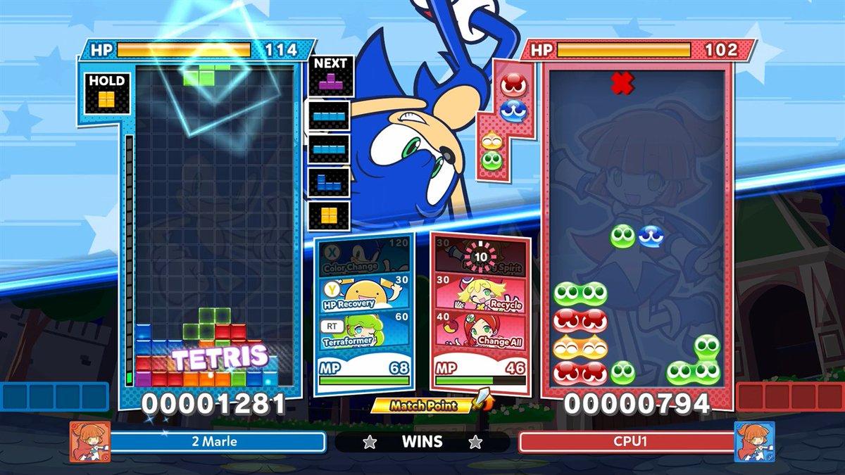 Puyo Puyo Tetris 2 (X1/X) $15.99 via Xbox.