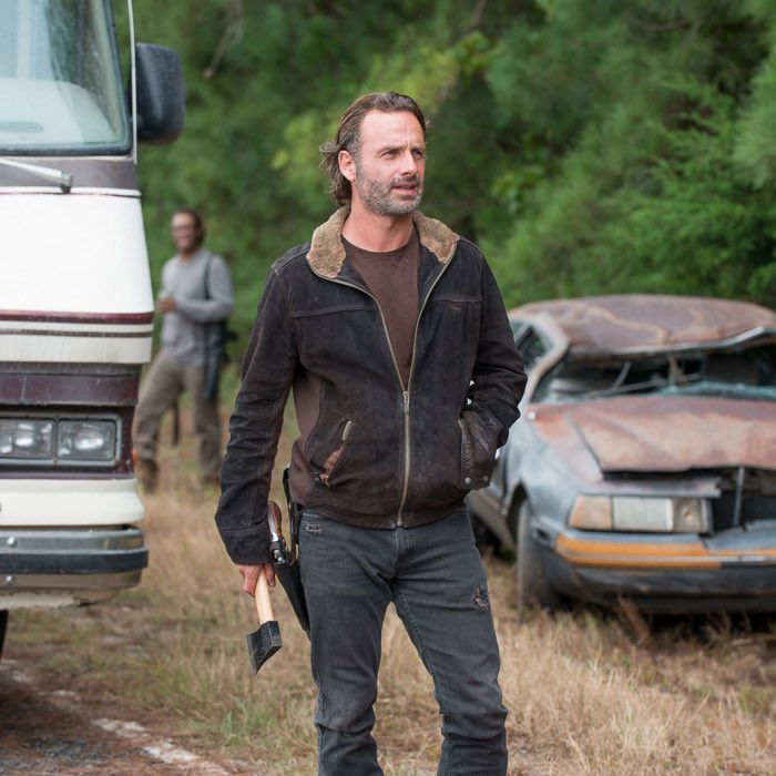 Happy birthday andrew lincoln.  I hope to see you in last season of walking dead.