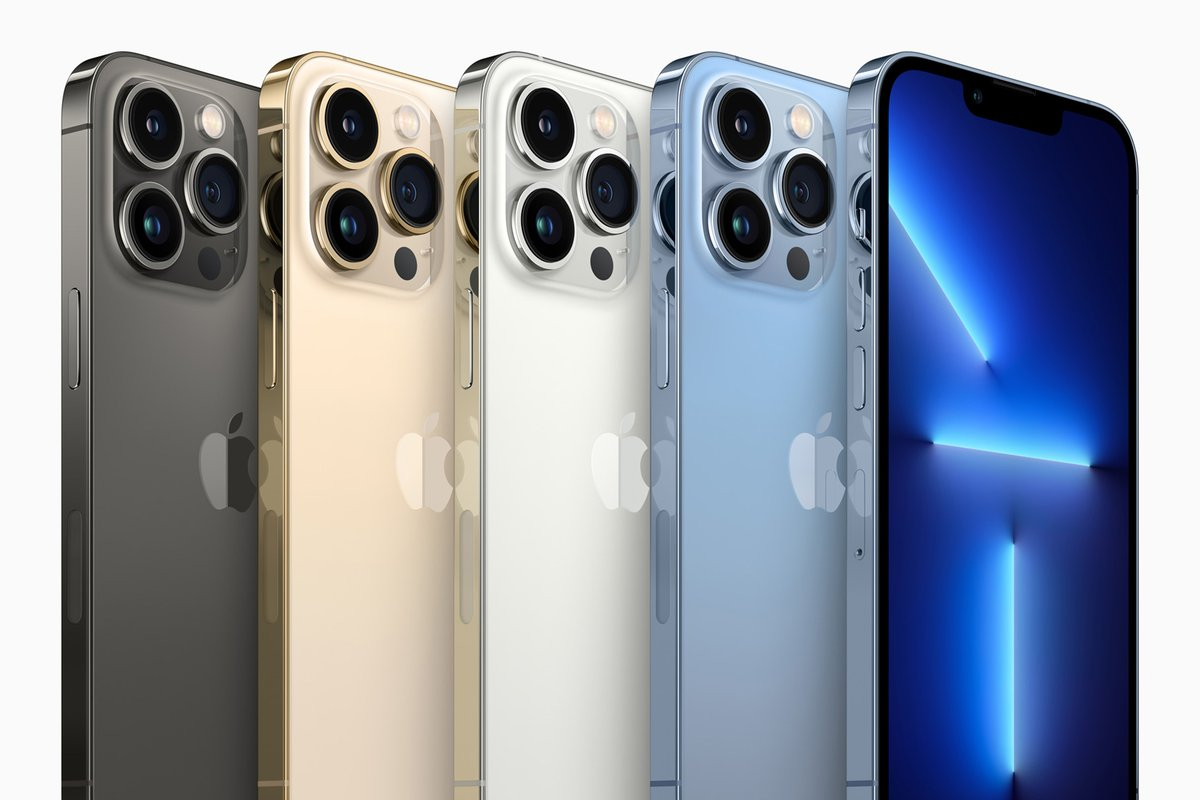 IPhone 13 and 13 Pro are Apple
