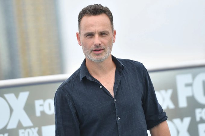 Happy Birthday Andrew Lincoln. Can t wait to see your upcoming projects.