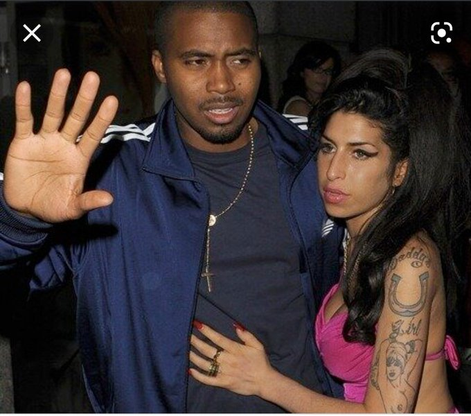 Happy Birthday to two of my faves: Amy Winehouse and Nas!