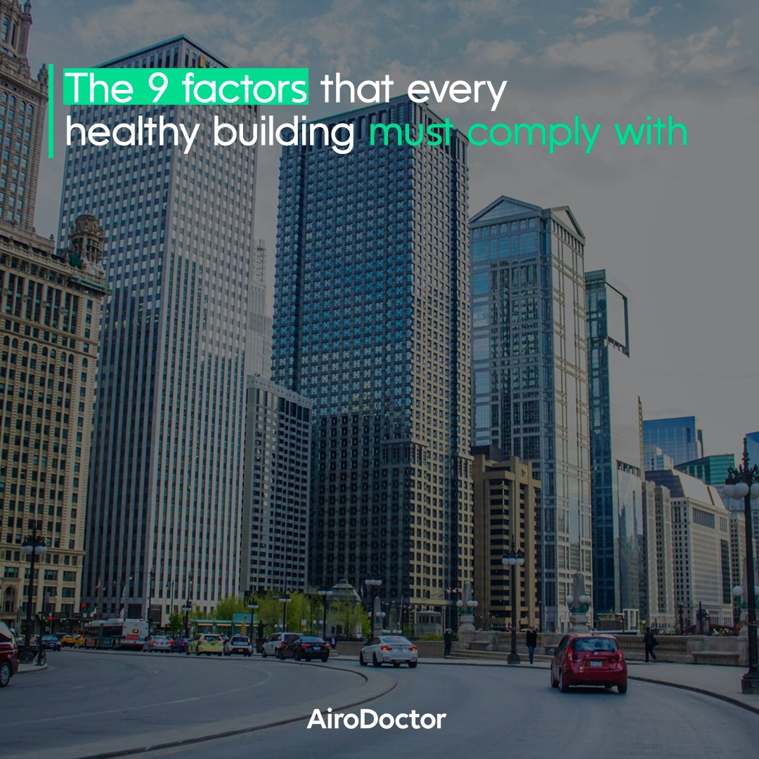 Every year, thousands of buildings are erected around the world to house hundreds of people. Given this, how safe are we to find ourselves in a healthy space? Do we assume a doctor's office is healthy just because it's a doctor's office?  Learn more: https://t.co/EVv2QBKaxA https://t.co/1kD40PNPPd