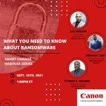 Image for the Tweet beginning: You know how ransomware attacks