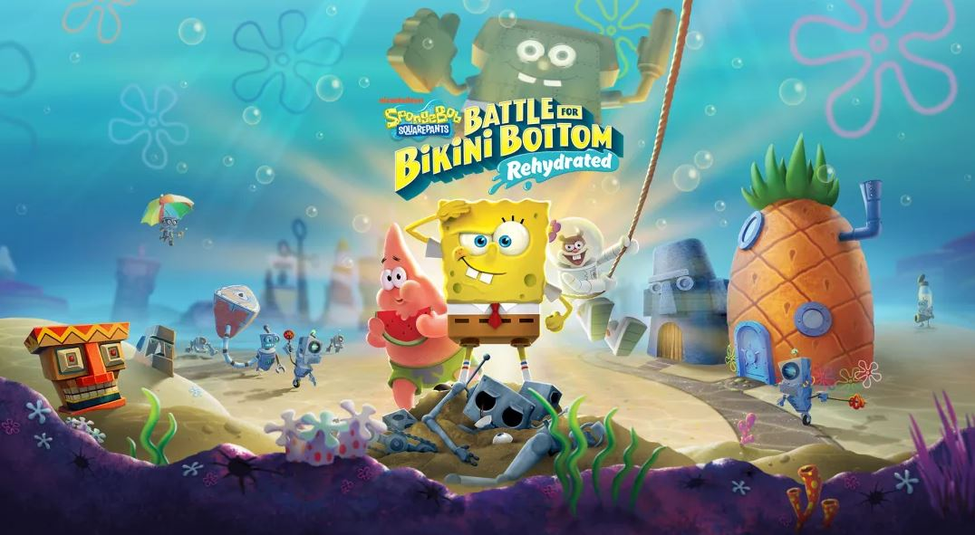 SpongeBob SquarePants: Battle for Bikini Bottom - Rehydrated (X1) $19.49 via Xbox.