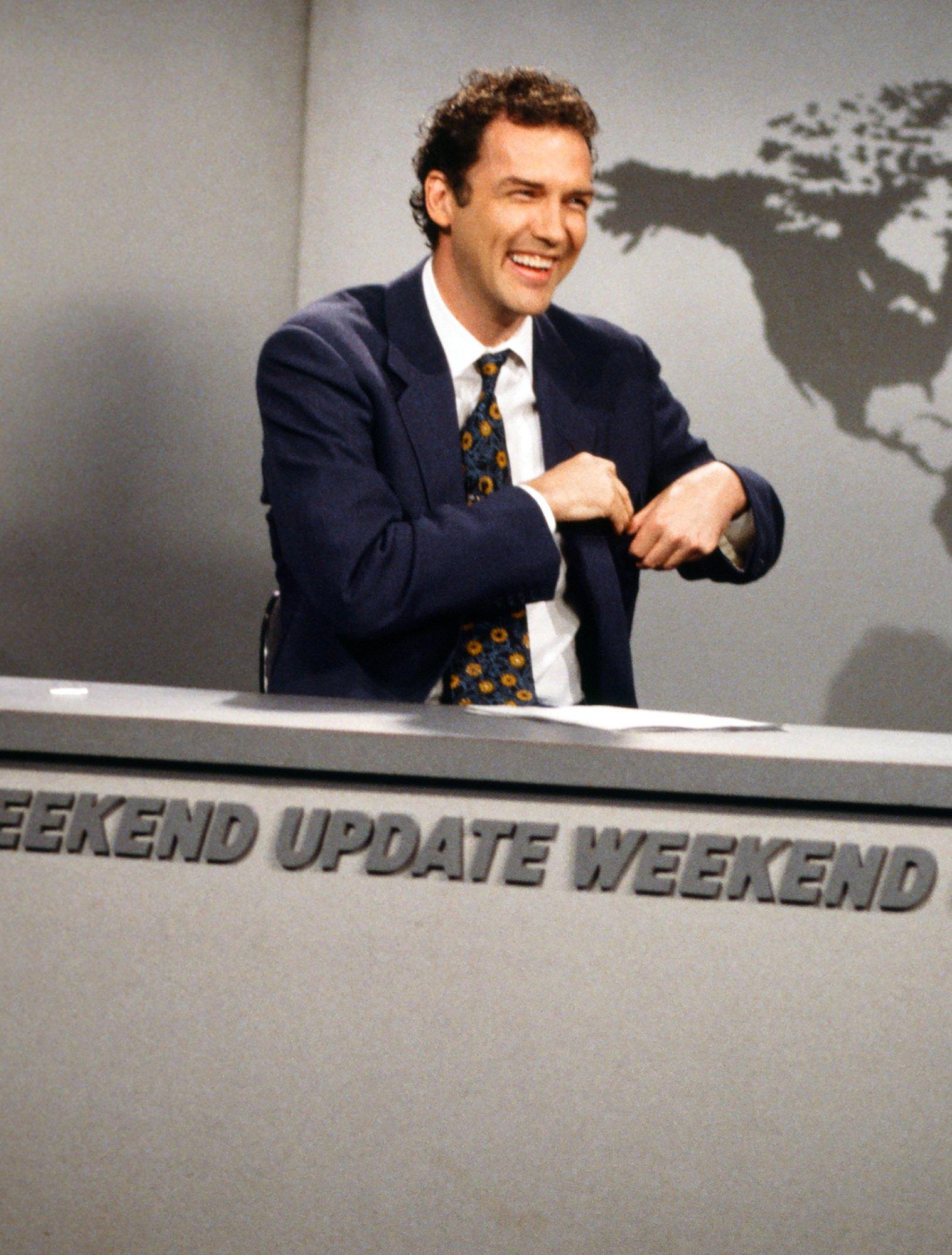 Canadian comedian Norm Macdonald dead at 61