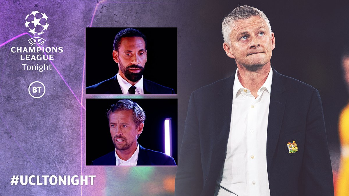 """""""He's done what he has been asked to do... now it's D-Day.""""  """"Now you've got to convert that to trophies.""""  @rioferdy5 and @petercrouch break down the social media criticism around Ole Gunnar Solskjaer and Man Utd after their defeat vs. Young Boys in the #UCL 🗣️  #UCLTONIGHT https://t.co/eAOlScT1tA"""