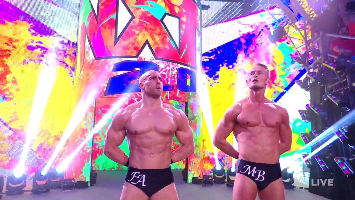 @WWE's photo on Josh Briggs