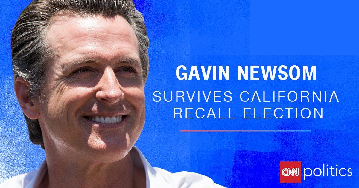 @cnni's photo on Gavin Newsom