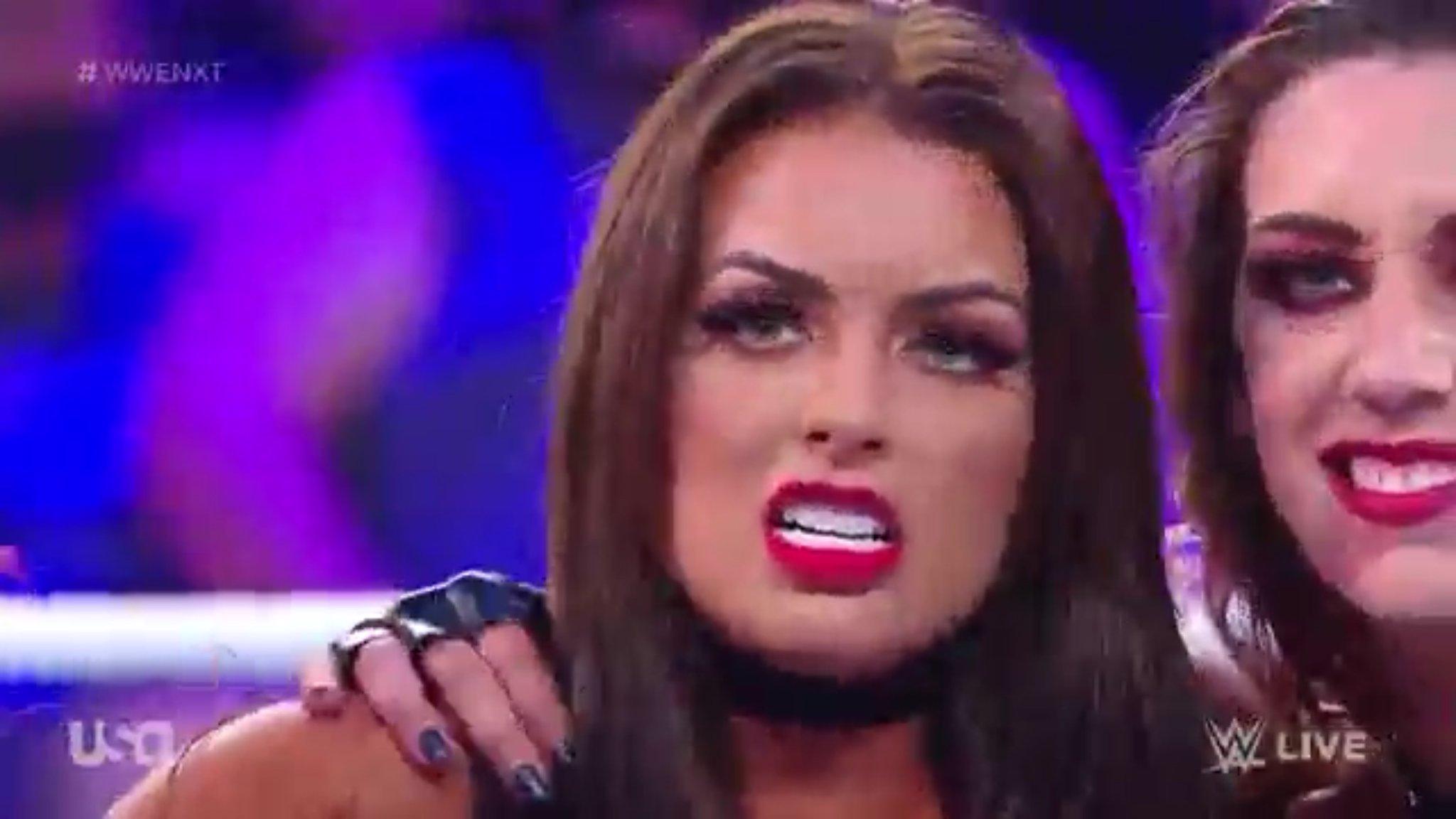 #WWENXT Twitter