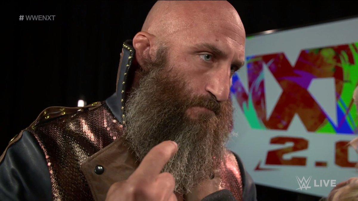 @WWENXT's photo on Goldie