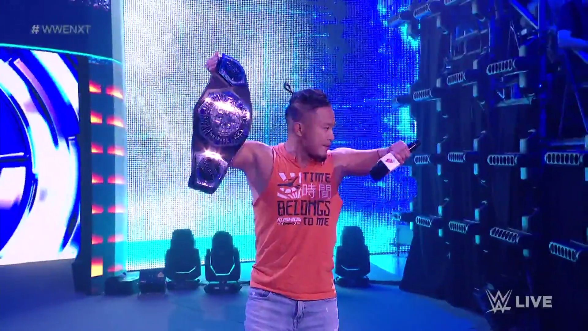 New WWE NXT Champion Crowned; Title Match Announced For Next Week 85