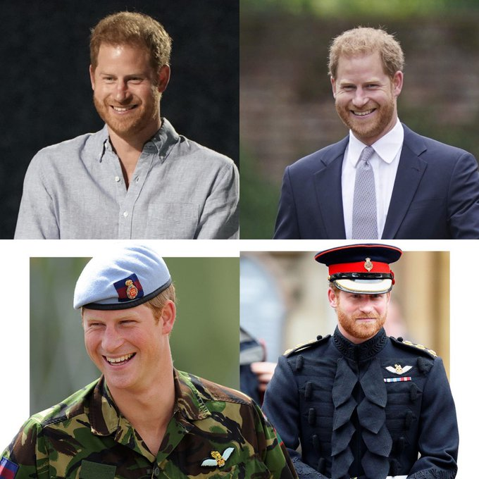 Happy Birthday Prince Harry