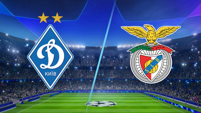 Dinamo Kiev vs Benfica Highlights 14 September 2021