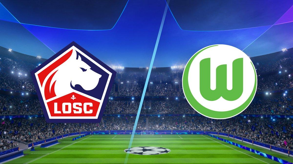 Lille vs Wolfsburg Highlights 14 September 2021