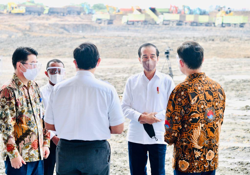 Pabrik Baterai Mobil Listrik di Indonesia Resmi Dibangun, Pertama di Asia Tenggara!