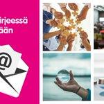 Image for the Tweet beginning: #SOSTEkirjeessä tänään: 🔸Vinkit yhdistymistä miettiville järjestöille 🔸Tulevaisuusskenaariot