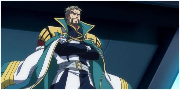 gjallarhorn gundam ibo anime