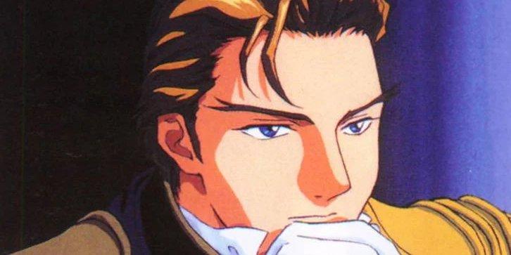 treize Mobie Suit Gundam Wing anime