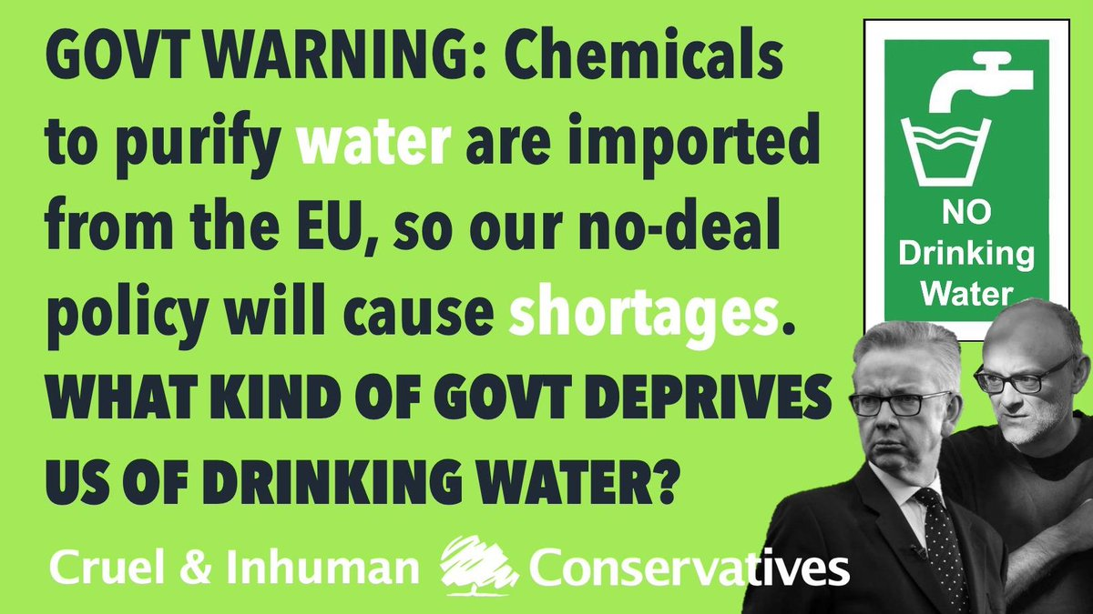 PLEASE sign and promote this VIP petition 🙏🙏🙏🙏🙏🙏🙏🙏🙏🙏🙏🙏🙏🙏🙏🙏🙏🙏 Sewage is going into seas and rivers 🏊♂️🤽♀️🏄♂️🚣♀️ because of lack of chemicals. Next up - drinking water ! 🚰🚰🚰🚰🚰🚰🚰🚰 petition.parliament.uk/petitions/5823… #ShitPetition
