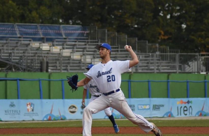 Baseball: Israel thrashes Great Britain – earns quarterfinal berth